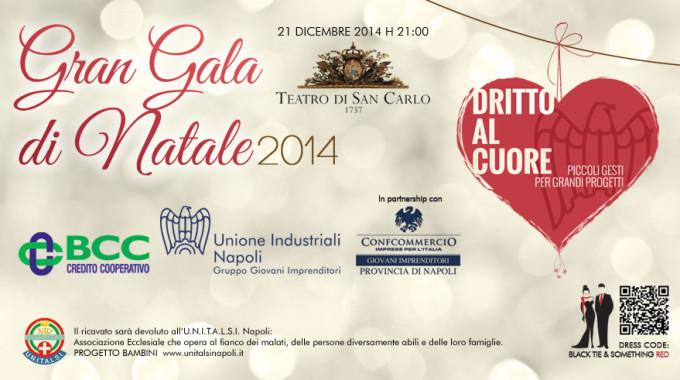 Gran Gala di Natale – Gruppo Giovani Imprenditori di Confindustria Napoli