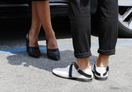 Elle.it – Street style: le sfilate Uomo di Milano raccontate in 15 fotografie di scarpe fashion