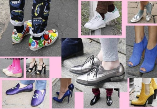 Elle.it – Milano Fashion Week Uomo: le scarpe viste street style