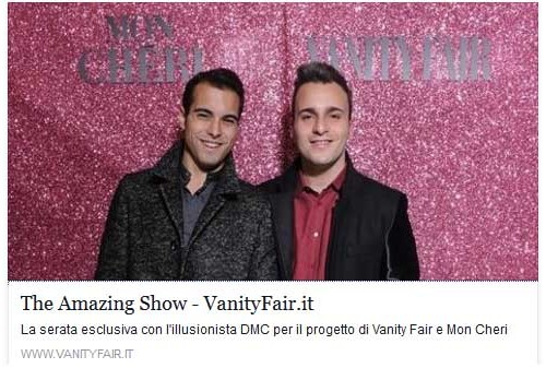 Vanity Fair – The Amazing Show